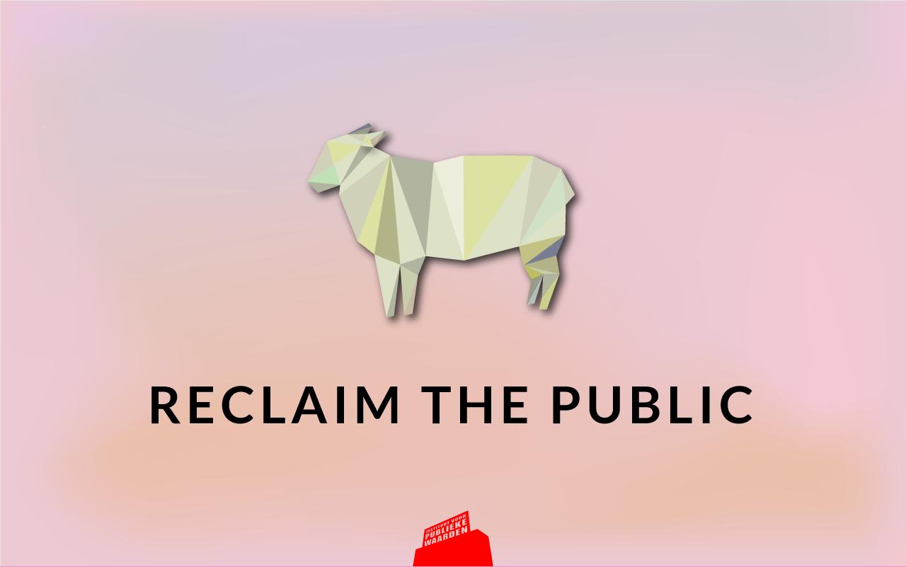 Publieke Waarden nieuwe website