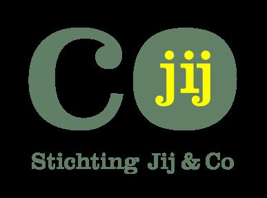 Logo en website voor Stichting 'Jij & Co'