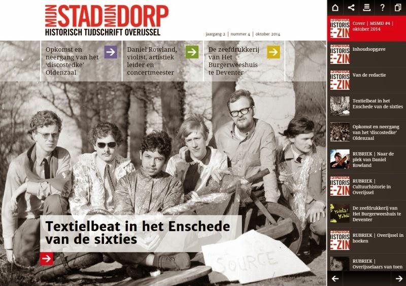 eZine MijnStadMijnDorp: kind kan de was doen.